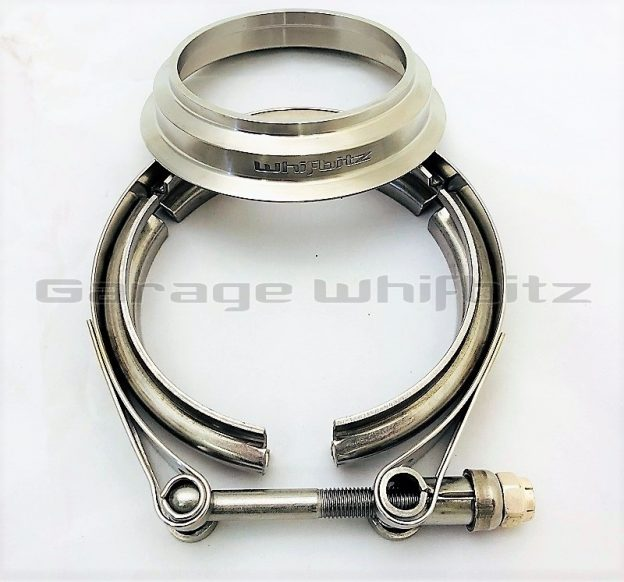 New Product - Whifbitz Billet Marmon Flange Kit