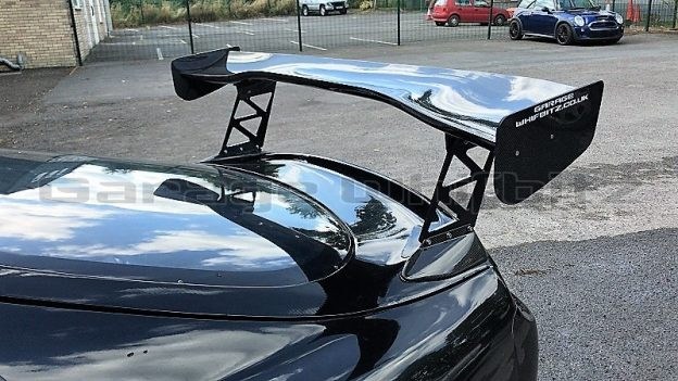 New Product - Garage Whifbitz Supra GT Carbon Rear Wing