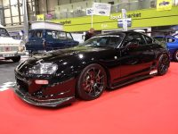 Whifbitz 1100BHP Supra on display at the NEC Classic Car Show